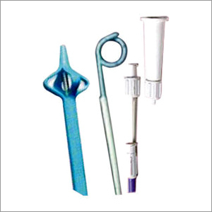 PCN CATHETER & SET (PIGTAIL) / MALECOT