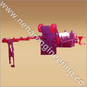 Wire Straightening Cum Cutting Machine