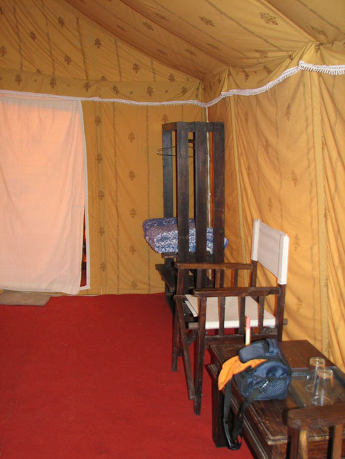Interior Tents Furniture