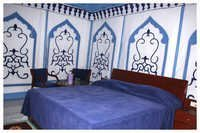 Indian Tent Furniture