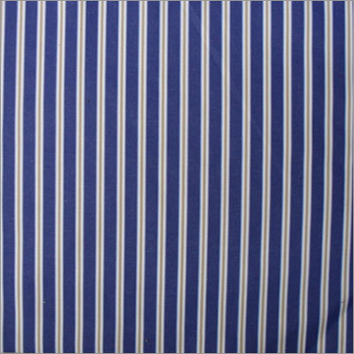 Polyester Cotton Stripe Shirting Fabric