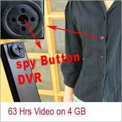 SPY BUTTON CAMERA (HD)