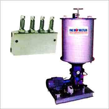 Automatic Dual Line Grease Pump