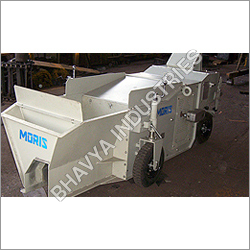 Curb Laying Machine