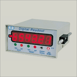 Digital Readouts
