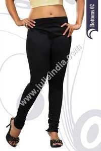 Black Ladies Legging