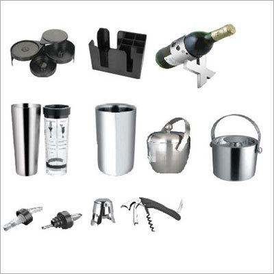 Silver Bar Accessories