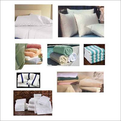 Hotel Room Linens