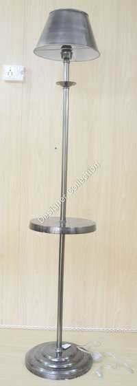 Steel Floor Lamp