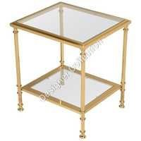 Decorative Metal Table