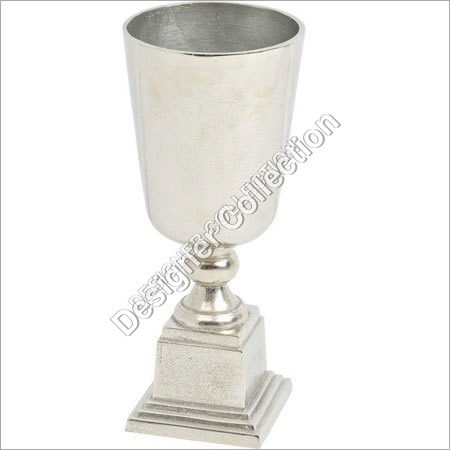 Metal Flower Vase