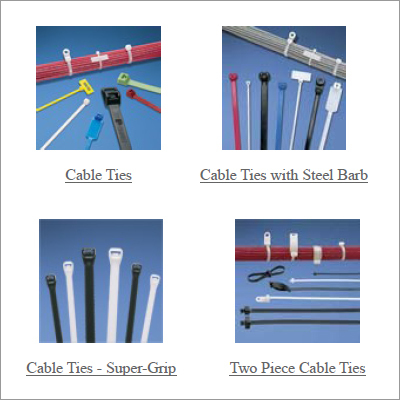 Panduit Make Nylon Cable Ties