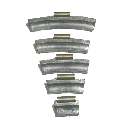 Wheel Weight Steel Clips
