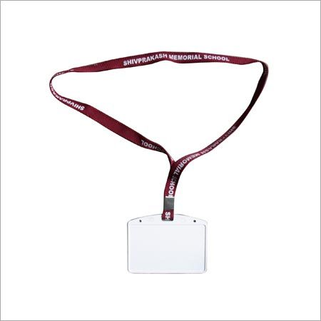 Card Holder Lanyard