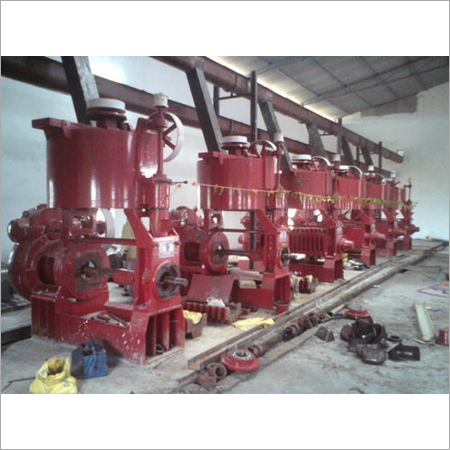 Automatic Large Oil Expeller