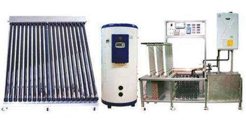 Solar Heating Hot Water Boiler Experimental Equip