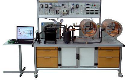 Evaporation Pressure Parallel Control Exp. Equip.