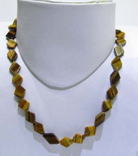 Tiger Eye Markish String