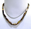 Tiger Eye Long Twisted String