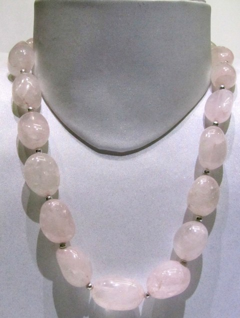 Rose Quartz Tumble String