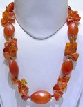 Red Carnelian Shapes