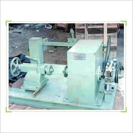 Rod Breakdown Machine
