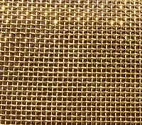Brass Mashes Wire