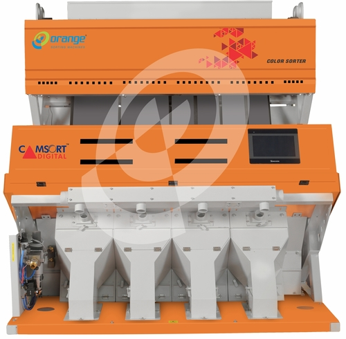 Moong Dal Color Sorting Machine