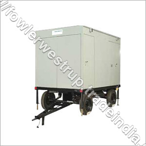 Hydraulic Oil Filter Machine