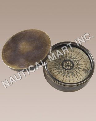 Nautical Vintage Compass