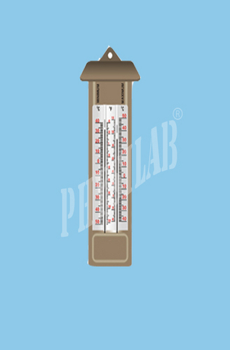 Maximum & Minimum Thermometers