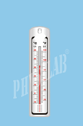 Plastic Body Wall Thermometer