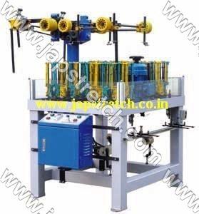 High Speed Breading Machines