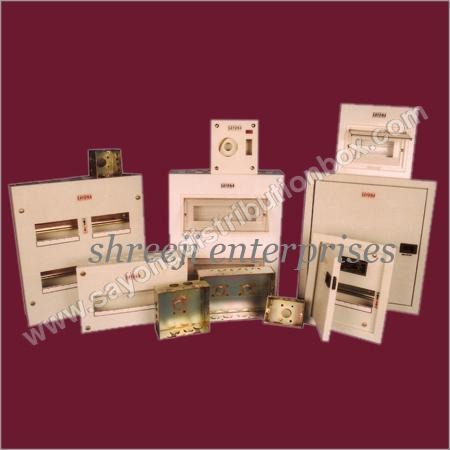 MCB Box & Boards