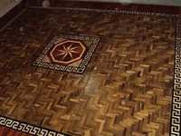 Parquet Flooring Inlay