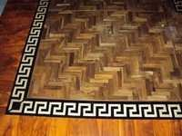 Wood Flooring Border