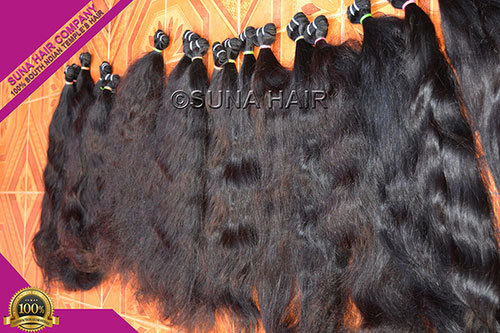 Virgin Unprocessed Human Hair