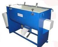 Dry Mixer Ribbon Blender