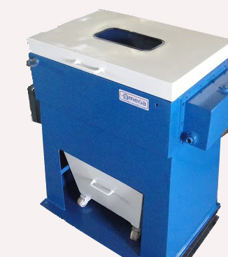 Electrodes Flux Stripping Machine (Wet) Disc Type