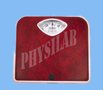 Personal Sleek Weighing Scale