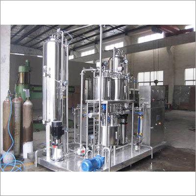 Industrial Soda Water Plant