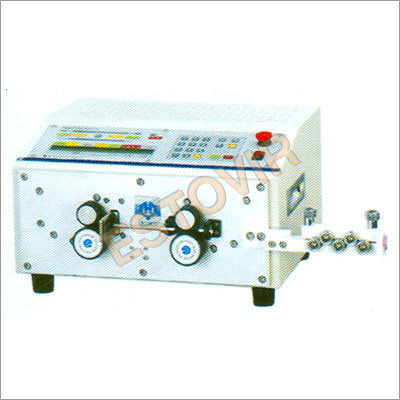 Digital Wire Cut Cum Strip Machine