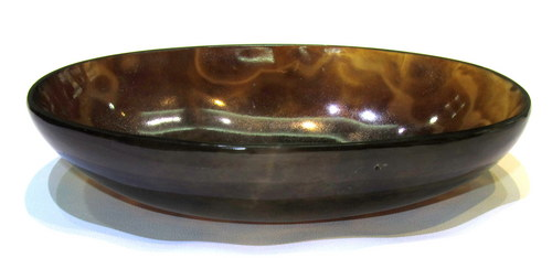 Brown Agate Oval Shape