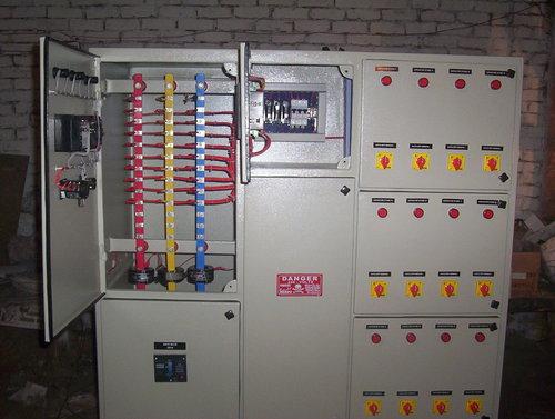 DG Synchronisation Panel