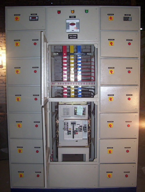 Reactor Based APFC Panel