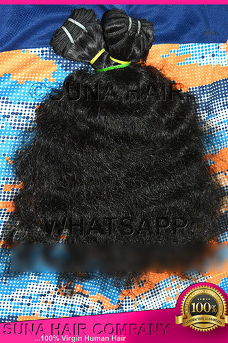 Good Quality Unprocessed Curly Hair
