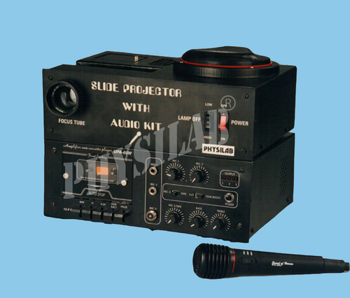 Slide Projector with Audio Kit