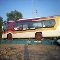 Mobile Office Bus Lashing Services