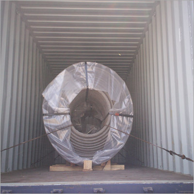 Coil Lashing Services