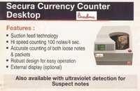 Cash Counter Machine